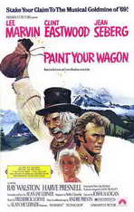 Paint Your Wagon - 11 x 17 Movie Poster - Style A
