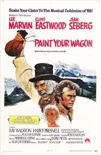 Paint Your Wagon - 43 x 62 Movie Poster - Bus Shelter Style A