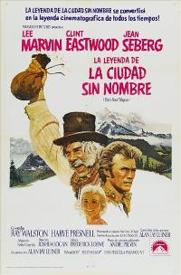 Paint Your Wagon - 27 x 40 Movie Poster - Spanish Style A