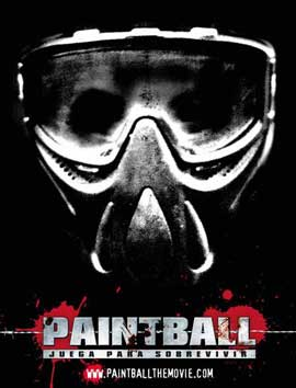Paintball - 11 x 17 Movie Poster - Spanish Style B