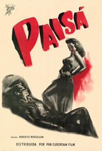Paisan - 27 x 40 Movie Poster - Foreign - Style A