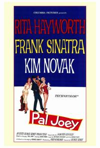 Pal Joey - 27 x 40 Movie Poster - Style A