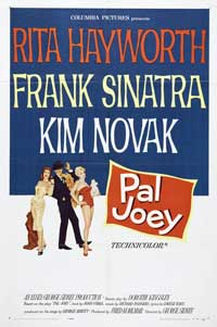 Pal Joey - 43 x 62 Movie Poster - Bus Shelter Style A
