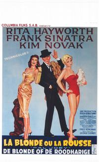 Pal Joey - 14 x 22 Movie Poster - Belgian Style A