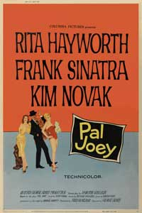 Pal Joey - 27 x 40 Movie Poster - Style B
