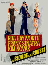 Pal Joey - 11 x 17 Movie Poster - French Style A