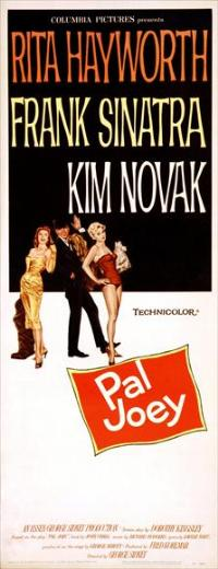 Pal Joey - 14 x 36 Movie Poster - Insert Style A