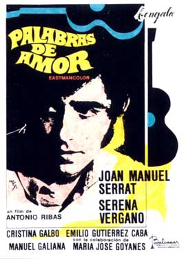 Palabras de amor - 11 x 17 Movie Poster - Spanish Style A