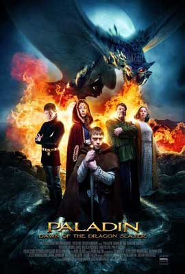 Paladin - 11 x 17 Movie Poster - Style A