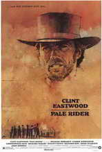 Pale Rider - 27 x 40 Movie Poster - Style A