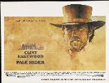 Pale Rider - 30 x 40 Movie Poster UK - Style A