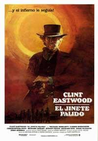 Pale Rider - 11 x 17 Movie Poster - Spanish Style B
