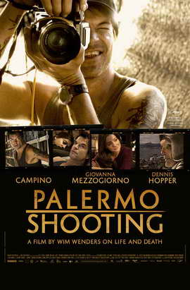 Palermo Shooting - 11 x 17 Movie Poster - Style A