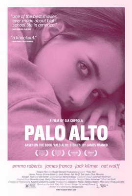 Palo Alto - 27 x 40 Movie Poster - Style A