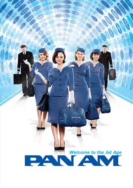 Pan Am (TV) - 11 x 17 TV Poster - Style A