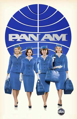 Pan Am (TV) - 11 x 17 TV Poster - Style B