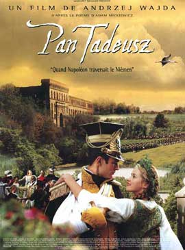 Pan Tadeusz: The Last Foray in Lithuania - 11 x 17 Movie Poster - French Style A