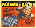 Panama Hattie - 11 x 17 Movie Poster - Style A