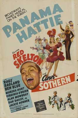 Panama Hattie - 11 x 17 Movie Poster - Style B
