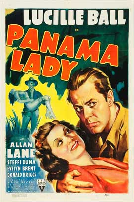 Panama Lady - 27 x 40 Movie Poster - Style A