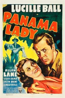 Panama Lady - 27 x 40 Movie Poster - Style B