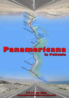 Panamericana (TV) - 11 x 17 Movie Poster - Swiss Style A