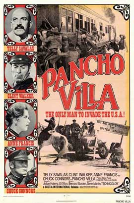 Pancho Villa - 11 x 17 Movie Poster - Style A