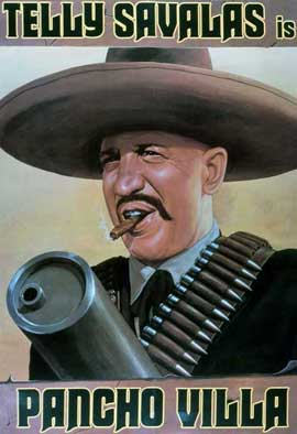 Pancho Villa - 11 x 17 Movie Poster - Style B