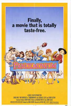 Pandemonium - 11 x 17 Movie Poster - Style A