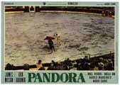 Pandora and the Flying Dutchman - 11 x 17 Movie Poster - Italian Style A