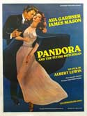 Pandora and the Flying Dutchman - 11 x 17 Movie Poster - French Style B