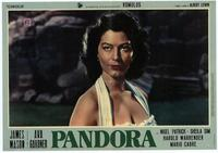 Pandora and the Flying Dutchman - 27 x 40 Movie Poster - Italian Style C