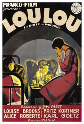 Pandora's Box - 27 x 40 Movie Poster - Italian Style A