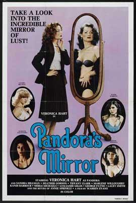 Pandora's Mirror - 11 x 17 Movie Poster - Style A