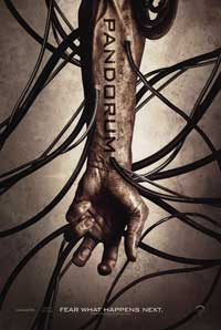 Pandorum - 43 x 62 Movie Poster - Bus Shelter Style A
