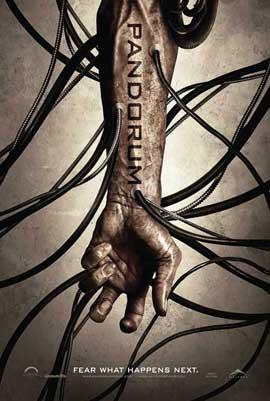 Pandorum - 11 x 17 Movie Poster - Style C