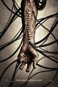 Pandorum - 43 x 62 Movie Poster - Bus Shelter Style B