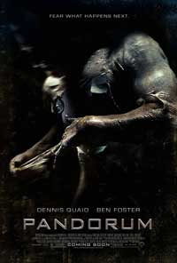 Pandorum - 11 x 17 Movie Poster - Style D
