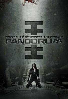 Pandorum - 11 x 17 Movie Poster - Style E
