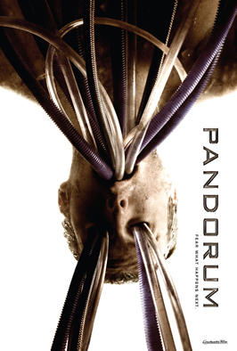 Pandorum - 43 x 62 Movie Poster - Bus Shelter Style E