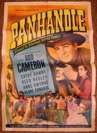 Panhandle - 11 x 17 Movie Poster - Style A