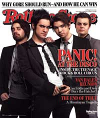 Panic! At the Disco - Music Poster - 22 x 26 - Style A