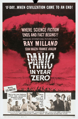Panic in Year Zero! - 11 x 17 Movie Poster - Style A