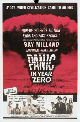 Panic in Year Zero! - 27 x 40 Movie Poster - Style A