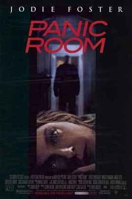 Panic Room - 11 x 17 Movie Poster - Style A