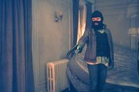 Panic Room - 8 x 10 Color Photo #29