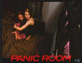 Panic Room - 11 x 14 Poster French Style A