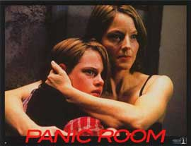 Panic Room - 11 x 14 Poster French Style F