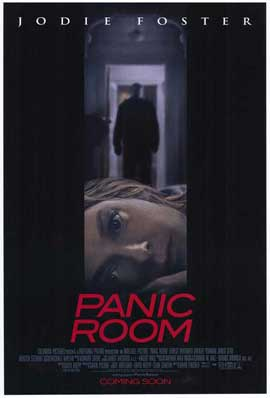 Panic Room - 27 x 40 Movie Poster - Style B