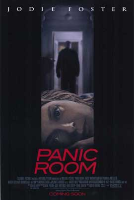 Panic Room - 11 x 17 Movie Poster - Style B
